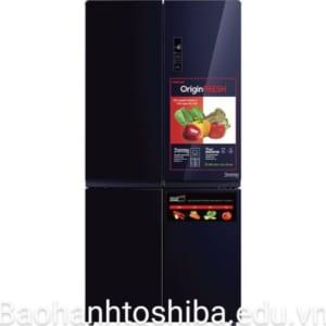 Chính sách bảo hành tủ lạnh Toshiba tại Bến Tre huyện Giồng Trôm mới nhất